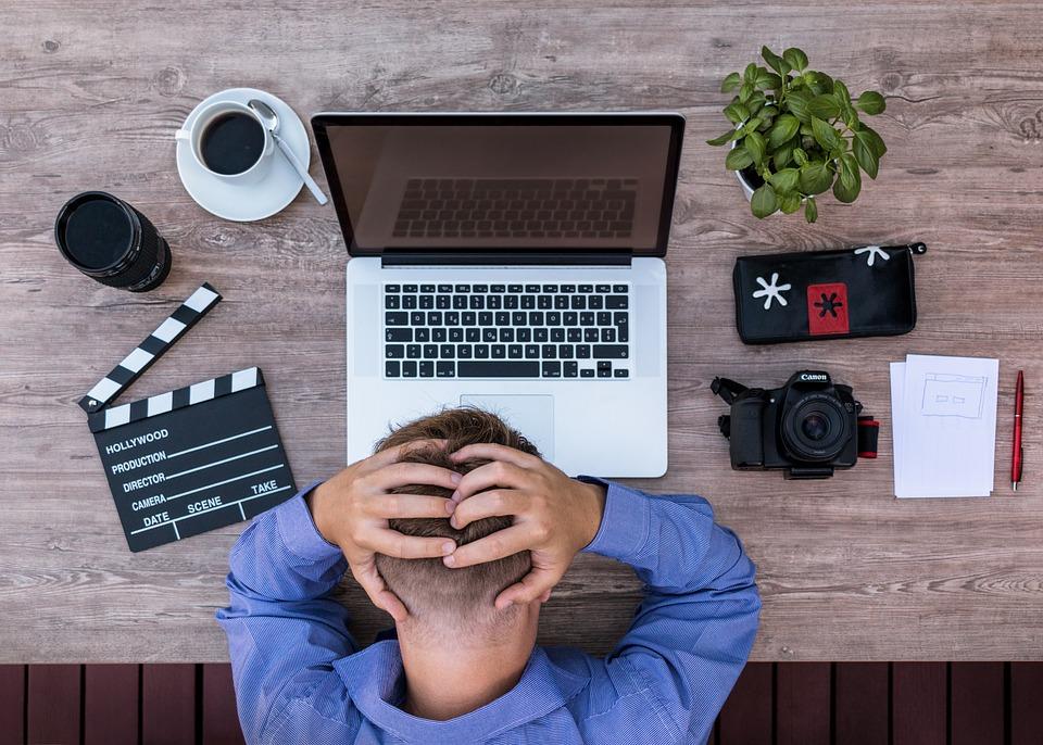 Syndrome de la page blanche : comment réagir ?