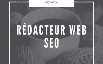 C'est quoi un Rédacteur Web SEO ?   Explications