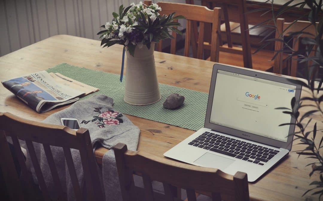 rédiger un article pour le web