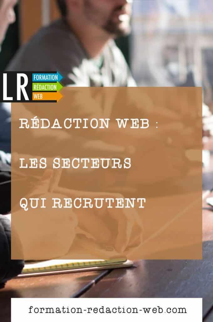offres d'emploi pour rédacteurs web