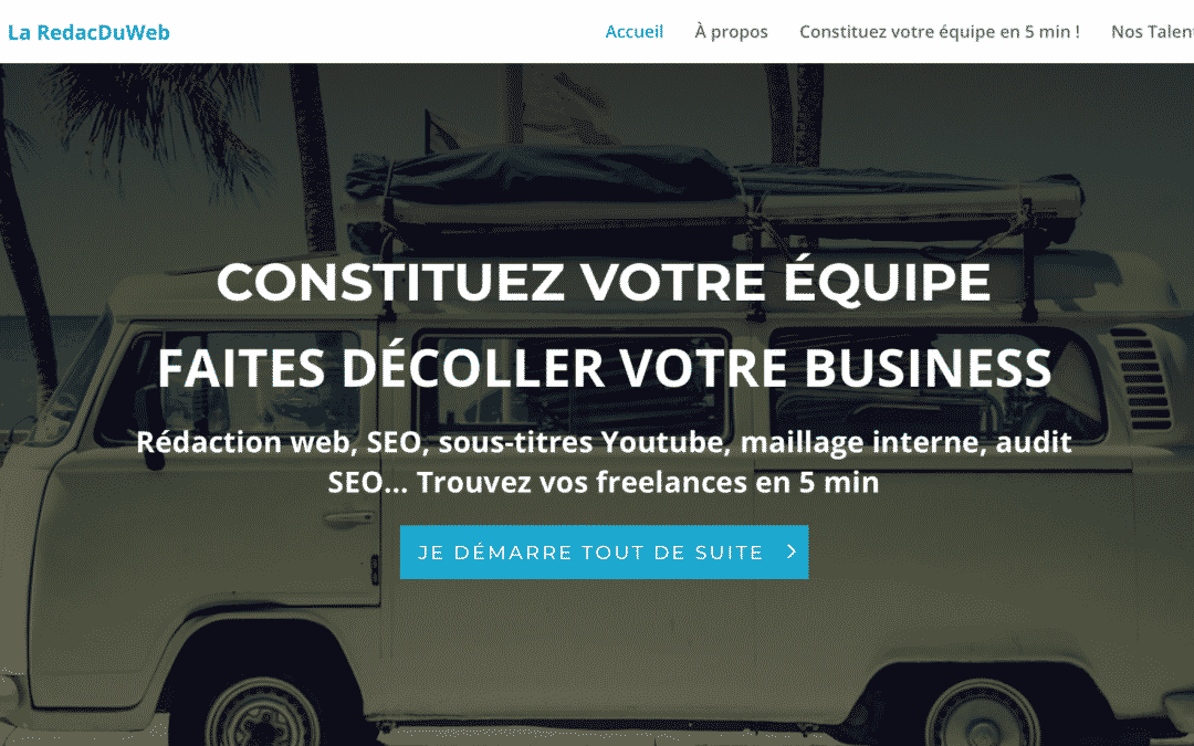 Recherche Rédacteur Web Freelance l La Rédac du Web