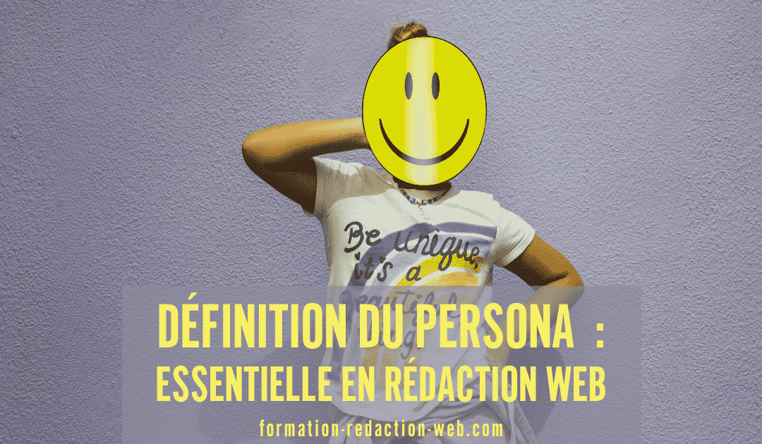 definition du persona