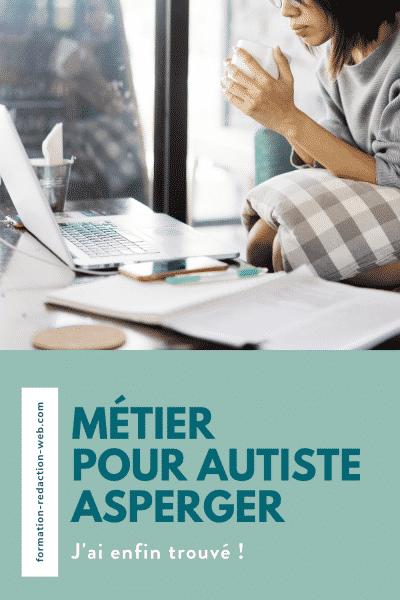 metier pour autiste asperger