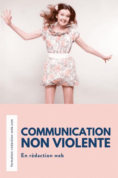 communication non violente en redaction web