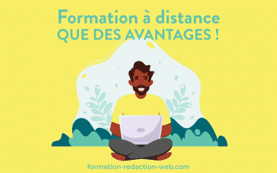 Formation Rédacteur Web à Distance : que des avantages!