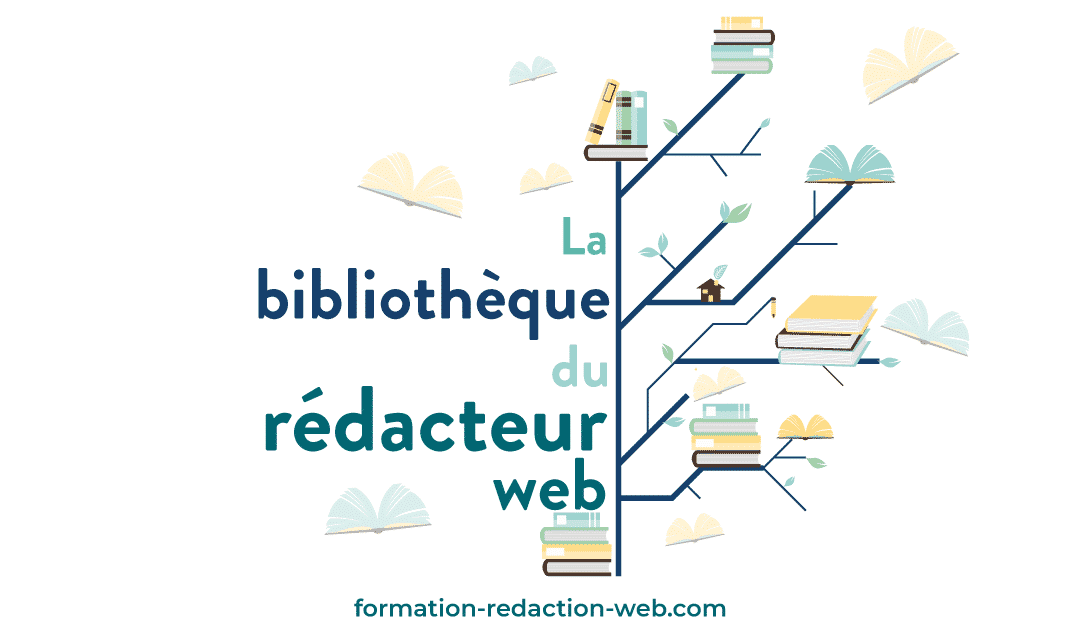 Bibliothèque du rédacteur web SEO : la liste de livres ultime