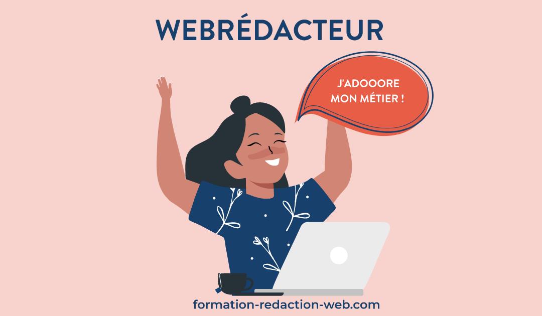webredacteur metier
