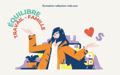 Équilibre entre travail et famille : cette chimère après laquelle on court tous