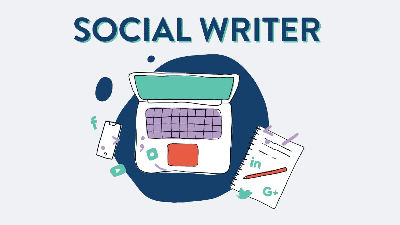 social writer frw